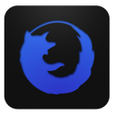 Blueberry, Firefox Icon