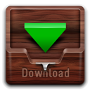 Download, Wood Icon