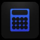 Blueberry, Calculator Icon