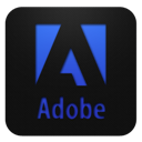Adobe, Blueberry, Logo Icon