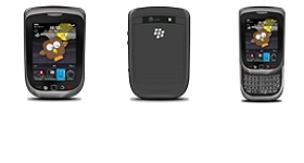 Blackberry Torch Icons