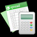 Kspread Icon