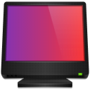 Computer, Monitor, Scree Icon