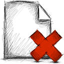 Deny, File Icon