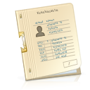 File, Journal, Patient Icon