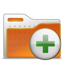 Add, Archive, Folder, To Icon
