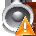 Error, Kmixdocked Icon