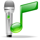 Gnome, Recorder, Sound Icon