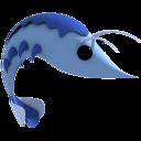 Animal, Fish, Shrimp Icon