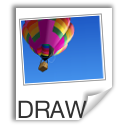 Cdraw, Image, x Icon