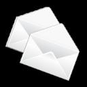 Copy, Emails, Envelope, Mails Icon
