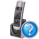Help, Microphone Icon