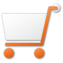 Cart, Red, Shopping Icon