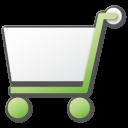 Cart, Green, Shopping Icon