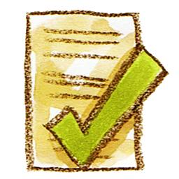 Check, Complete, Document, File, Ok Icon