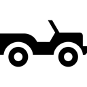 Car, Jeep, Vehicle Icon