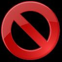 Block, Cancel, Delete, Reject Icon