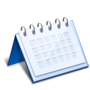 Calendar, Office Icon