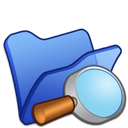 Blue, Explorer, Folder Icon