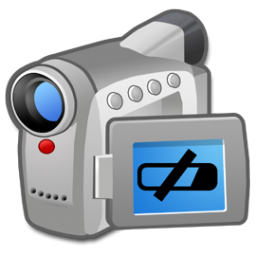 Camera, Lowbattery, Video Icon