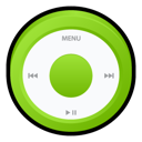Green, Ipod Icon