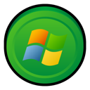 Center, Media, Microsoft Icon