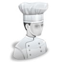 Chef, Restaurant Icon