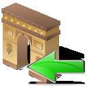 Arcodeltriunfo, Back Icon