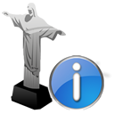 Cristoredentor, Info Icon