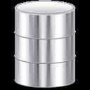 Cylinder, Database Icon