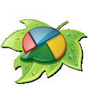 Buzz, Google, Leaf Icon