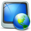 Icon, My, Network, Places Icon