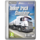 Simulator, Tanker, Truck Icon
