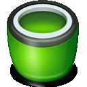 Bin, Empty, Icon, Recycle Icon