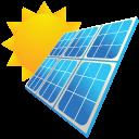 Pannel, Solar Icon