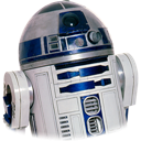 R2d, Star, Wars Icon