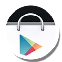 Playstore, Round Icon