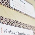 Wedding Stationery Mini Cards