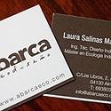 Abarca Eco-Friendly Card