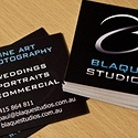 Blaque Studious - Square Shaped Cards