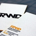 FRWD Letterpress Cards
