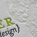 Heidelberg Windmill Letterpress Cards