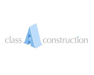 Class A Construction logo