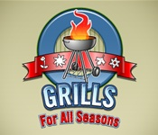 Grills For All Seasons