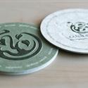Circle Business Card