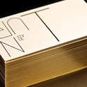 Golden Letterpress