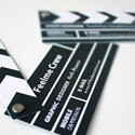 Cool Clapperboard Design