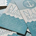 Nautical Themed Letterpress