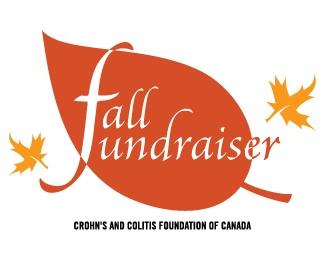 orange,fall,autumn,leaves,fundraiser logo