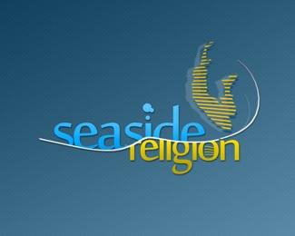design,logo,religion,seaside logo